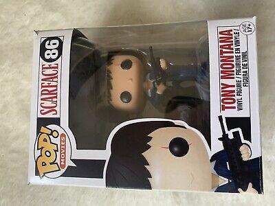 Funko Pop Scarface Tony Montana #86