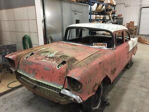 1957 Chevy 2 door