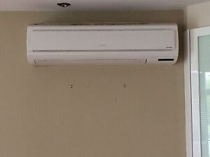 Sharp Split System Airconditioner Drummoyne Canada Bay Area Preview