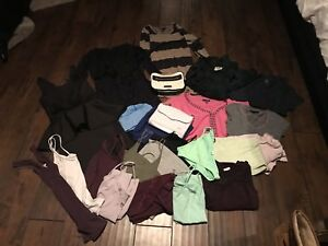 Woman's brand name clothing lot sz small