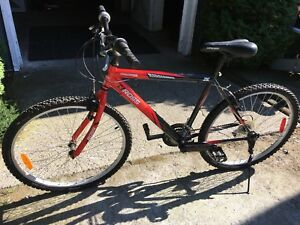 18speed mountain bike
