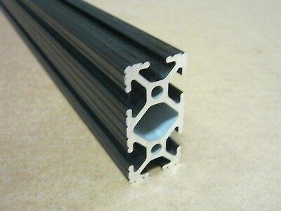 8020 Inc 1 X 2 T-slot Aluminum Extrusion 10 Series 1020 X 24 Black H1-1