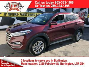 2017 Hyundai Tucson SE, Leather, Panoramic Sunroof, AWD