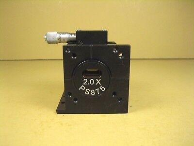 Thorlabs Ps875 And Crm1p 1 Optics