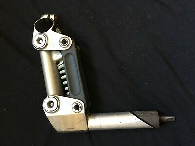 JD Components Tranz X Alloy Suspension Stem 22.2 25.4 Silver