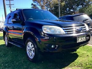2008 Ford Escape ZD 4x4 Auto wagon warranty Leumeah Campbelltown Area Preview