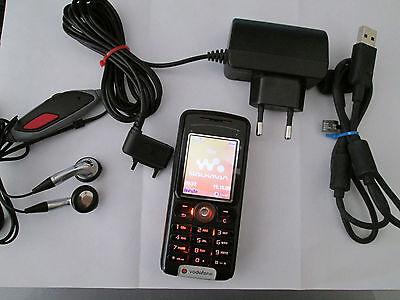Sony Ericsson W 200i Walkman Simfrei Zubehörpaket gebraucht Nr. 233 X comprar usado  Enviando para Brazil