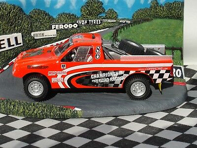 NINCO RAIDER TRUCK RED  #86  SLOT NEW OLD STOCK BOXED