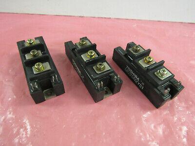 Toshiba Mg25n2ys1 2e Powerblock Igbt Semiconductor Lot Of 3 Xlnt