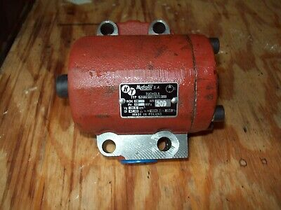 Replacement Zetor Hydraulic Pump 70114610 - 2011 2511 3011 3045 3320 More