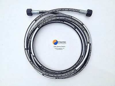 10 Metre Wolf 200 Bar 3000psi Petrol Pressure Washer Replacement Hose Ten 10m