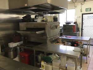 Pizza/Hot Stone Restaurant in beautiful Dicky Beach Dicky Beach Caloundra Area Preview