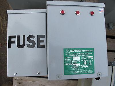 22 Amp Power Factor Correction Capacitor Cat U52a