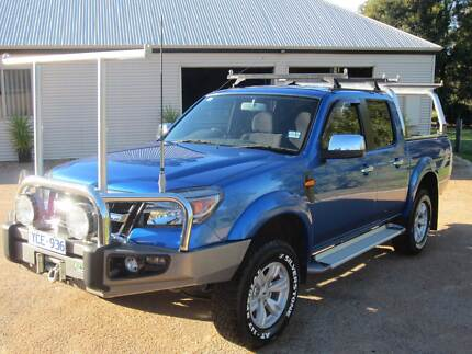 Ranger D/Cab XLT 4x4 Awesome Tradie Ute Heaps of Extras 145K's