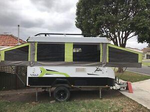 2015 Jayco Eagle Outback