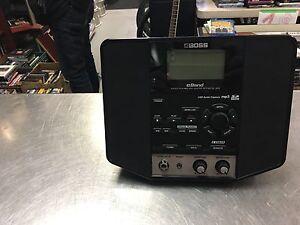 Boss eBand audio player guitare effects js-8