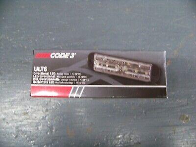 Code 3 Ult6-aw Mega Thin Series Led Light Head