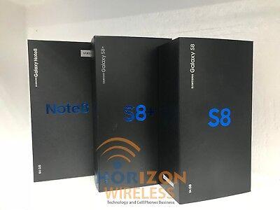 Samsung Galaxy S8  Sm G955u  S8 Sm G950u  Note8 Sm N950u 64Gb  Unlocked