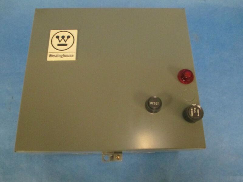 Westinghouse Size 1 Industrial Non-reversing Starter B200j1ca-alt New Surplus