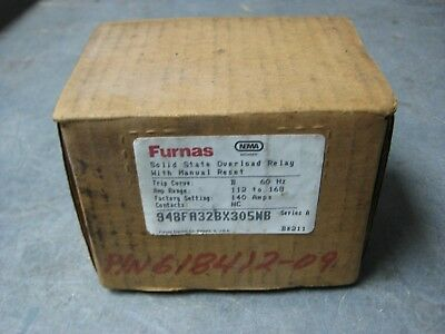 Furnas 948fa32bx305nb Solid State Overload Relay
