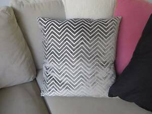 Silver/Grey cushion Brighton East Bayside Area Preview