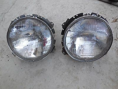 Porsche 911 / 912 Headlight buckets HELLA   FL#3