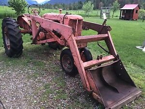 1948 Allis Chalmers Tractor