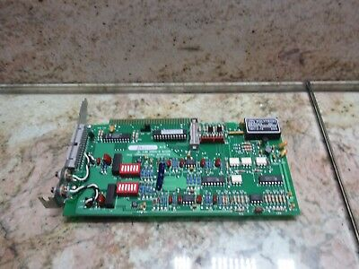 Balance Technology Circuit Board Unit Assy D-34060 Rev.g Cnc Edm