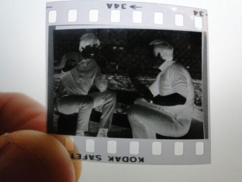 Vintage Original Period Beatles Photographic Transparency Negative       QZ