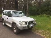 2002 Toyota Prado GXL V6 auto Collie Collie Area Preview