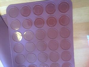 30 Dyi Silicon Mat brown for sale