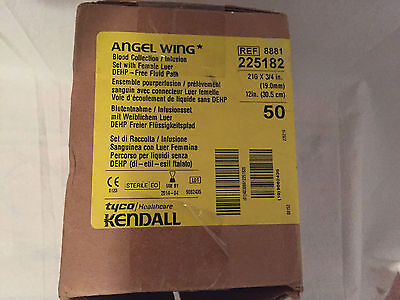 Kendall Angel Wing Blood Collection Infusion Set