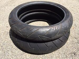 Used Motorcycle Tires 120/160 ★ CLEARANCE SALE ★ CBR 500 710-FRS