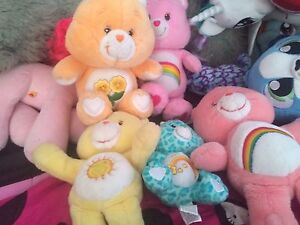 Selling extra care bears