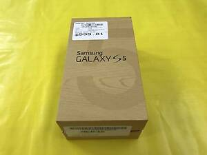 New Sealed Samsung Galaxy S5 Campsie Canterbury Area Preview
