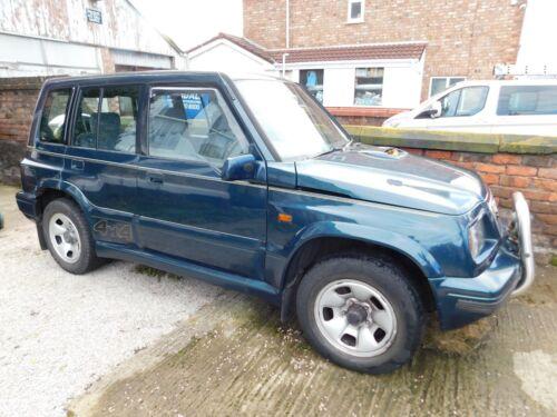 Image of Suzuki Vitara 2.0TD Intercooler Diesel Automatic 4x4 1997 P Reg