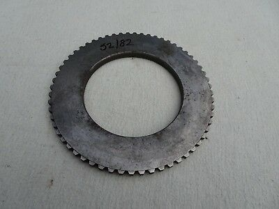 "VINTAGE NORTON COMMANDO CLUTCH PLATE.0.230"" THIN STEEL.06-3768.CAFE RACER,"