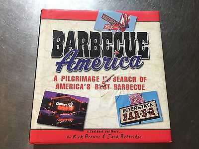 Barbecue America : A Pilgrimage in Search of America's Best Barbecue