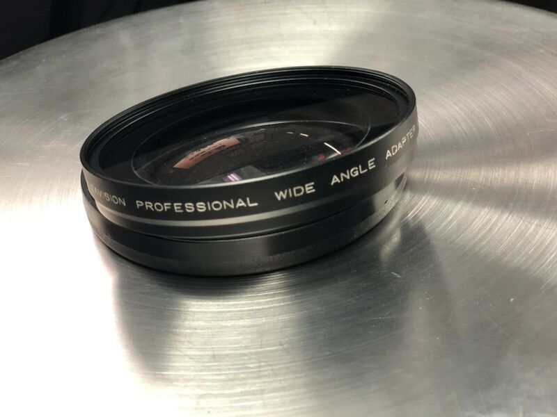 Cavision 0.6x Wide Angle Adapter for 72mm Thread Lens