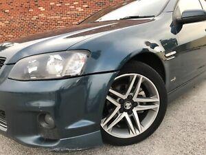 2012 Holden Commodore SV6 Automatic $7,990 Victoria Park Victoria Park Area Preview