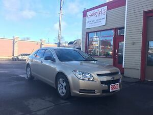 2008 Chevrolet Malibu only 133300km !!! leather