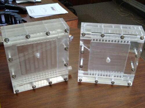 Polymer Electrolyte Membrane PEM PME Fuel Cells, Hydrogen Electrolysis Lab cells