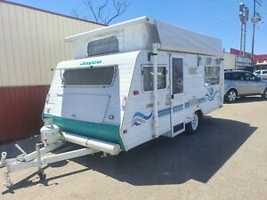 JAYCO FREEDOM 2000 POP-TOP > 17 FT 5180CM Blair Athol Port Adelaide Area Preview