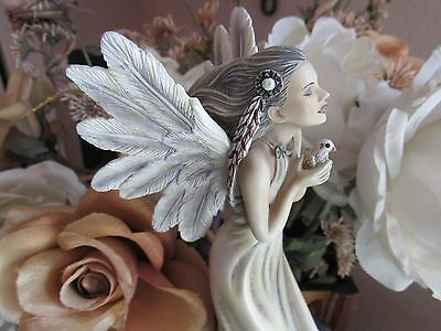 JESSICA GALBRETH Angel Figurine RELEASE MUNRO makers of FAERIE GLEN fairies