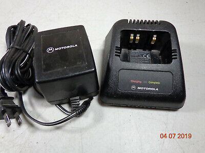 Motorola Vhf Uhf Rapid Radio Charger Xts3000 Xts5000 Ht1000 Mt2000 Jt1000 C17