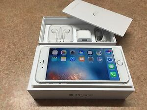 iPhone 6 Plus 64gb silver Loganholme Logan Area Preview