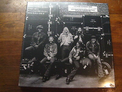 ALLMAN BROTHERS LIVE AT THE FILMORE  LP X 4  180GM + MP3  BOX SET AUDIOPHILE