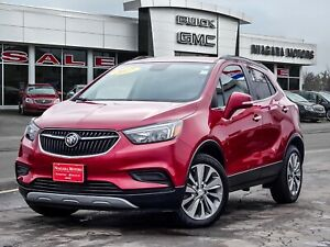2017 Buick Encore PREFERRED PACKAGE..FWD..ONE OWNER...LOCAL TRAD