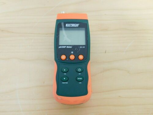 Extech pH/ORP Tester 0 to 14 pH SDL100
