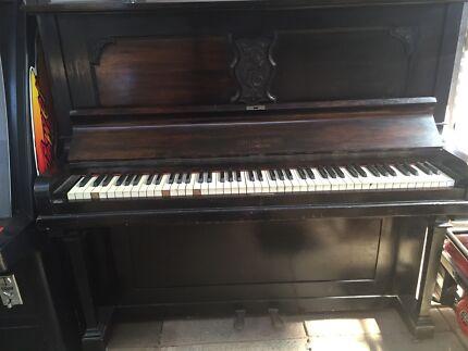 Piano Boddington Boddington Area Preview